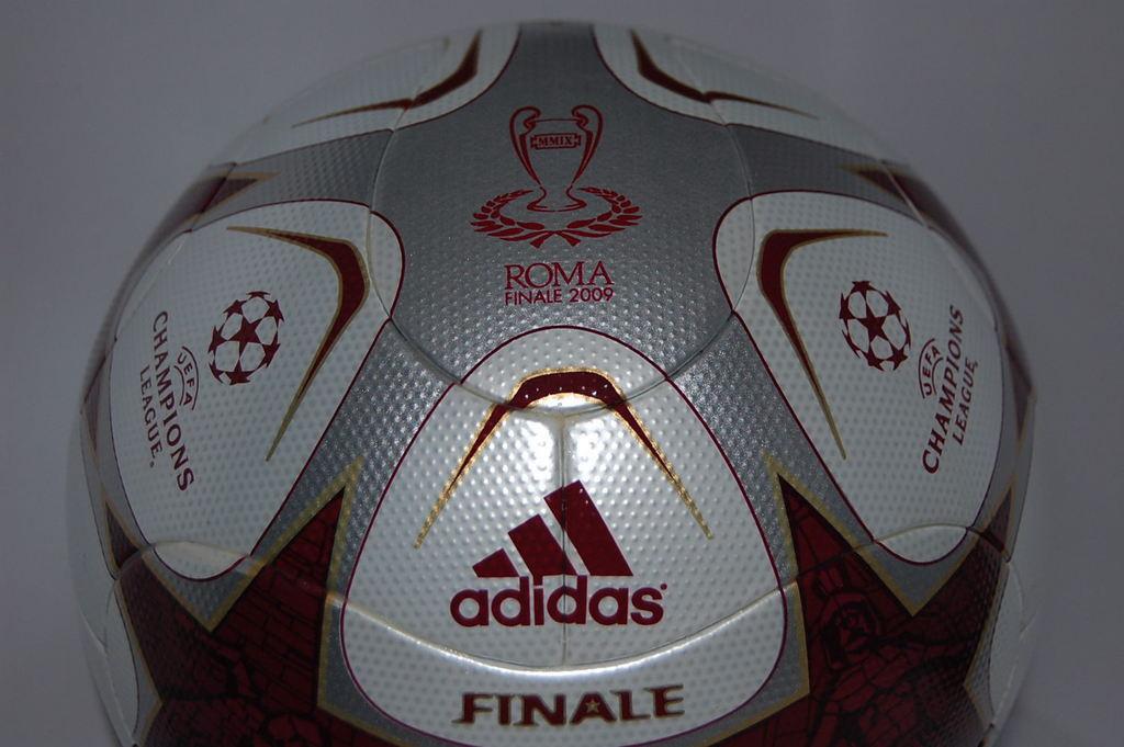Rome Adidas eu Final MatchombMatchballs 2009 3Rc4AL5jqS