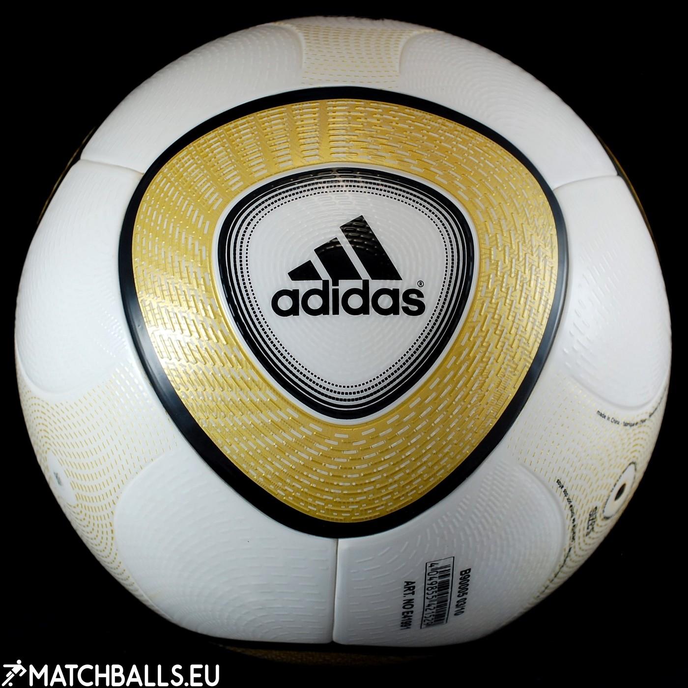 Adidas Jabulani Ball - Final Match (OMB)   matchballs.eu