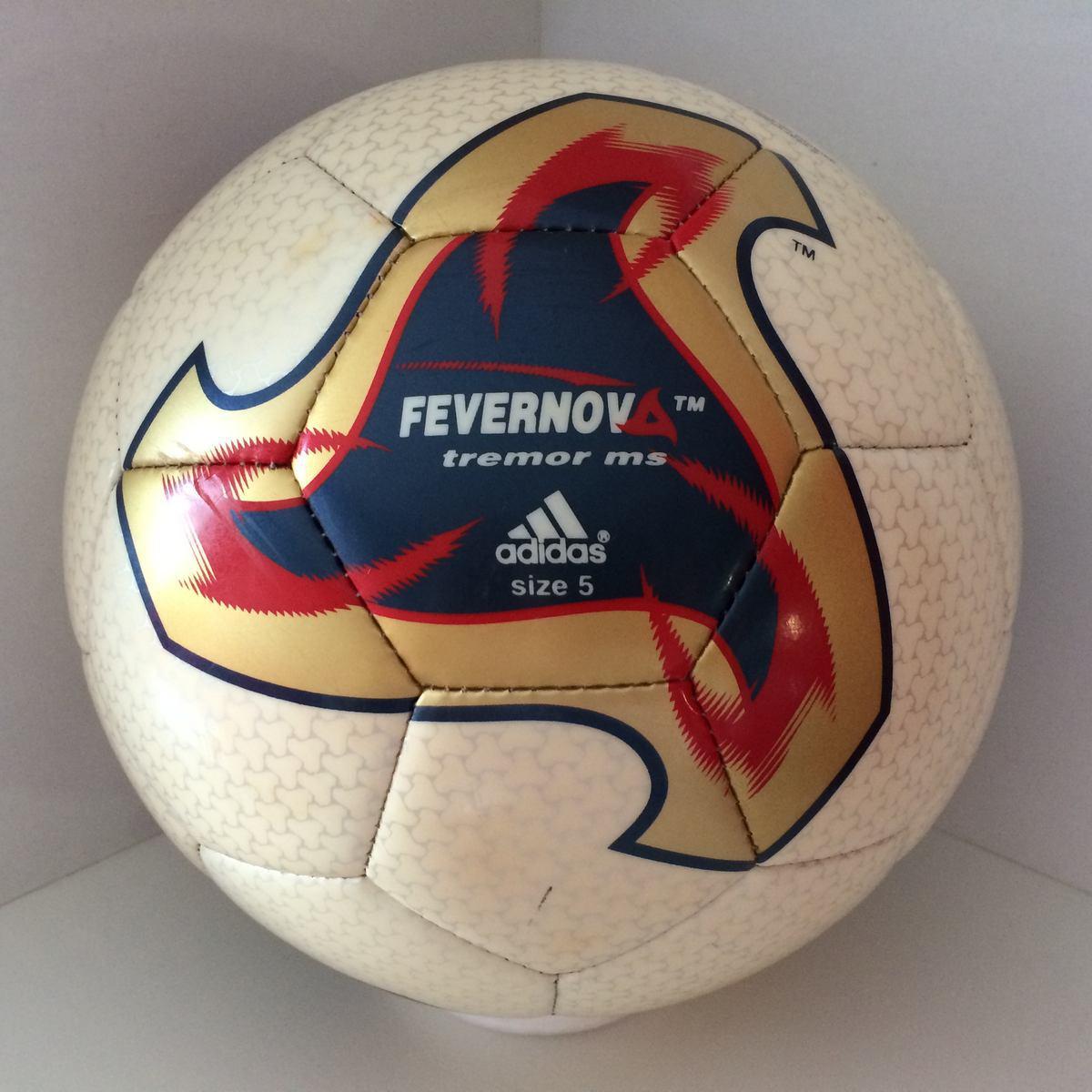 Adidas Fevernova Regular Tremor Ms Matchballseu
