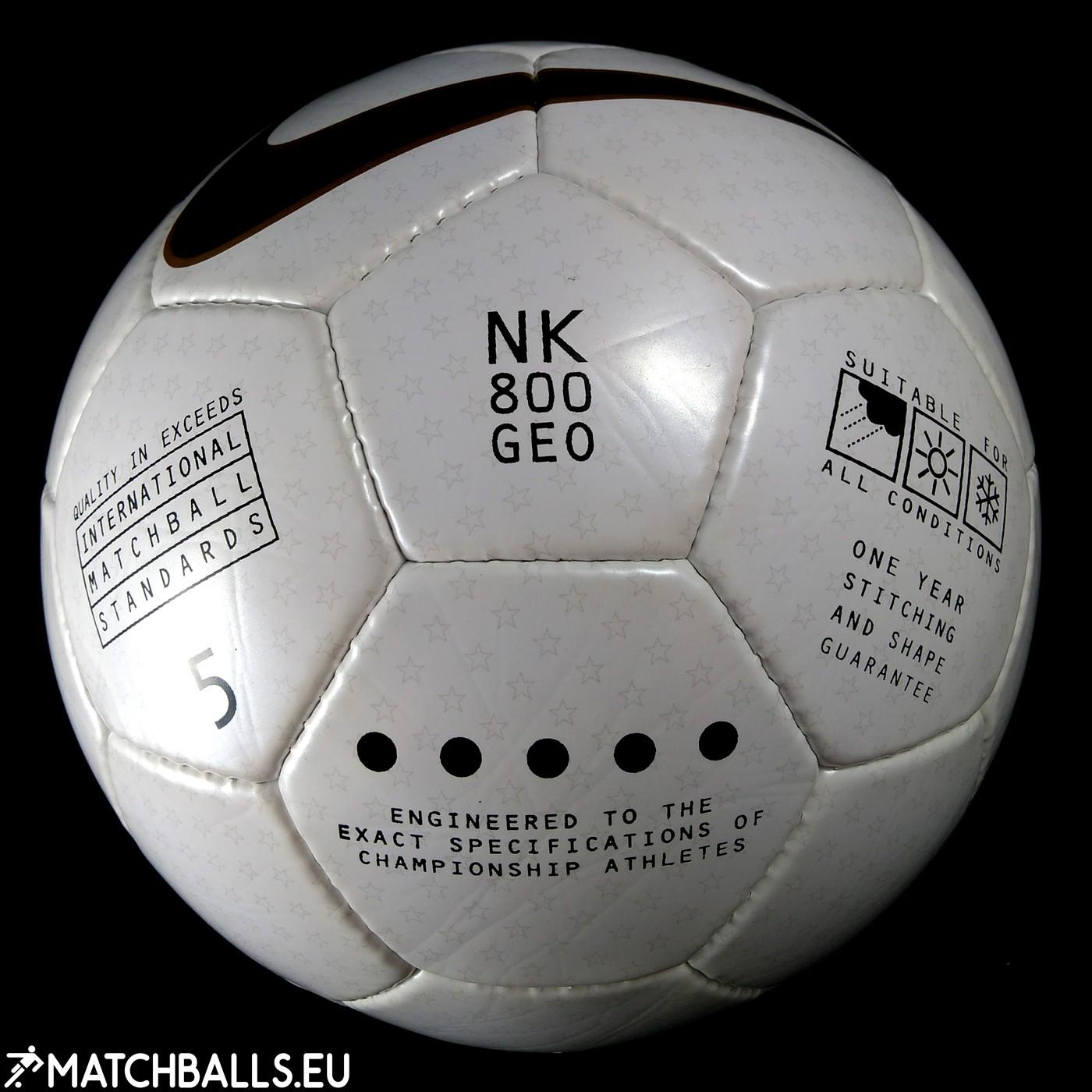 Nike NK 800 Geo Regular (Replica)   matchballs.eu